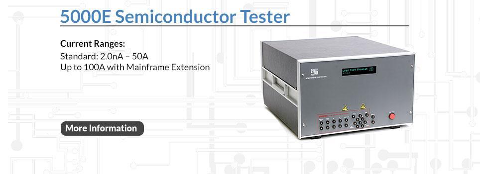 5000E Semiconductor Tester